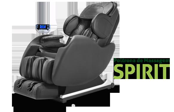 Massage Express - Poltrona de Massagem - Spirit
